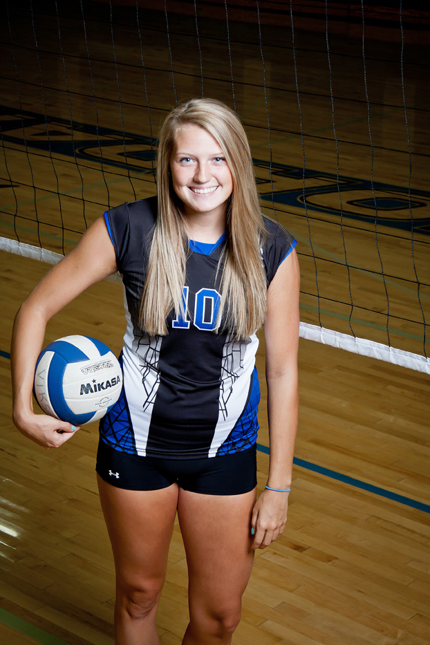 Volleyball Individual Pictures winterspencerphotograp...